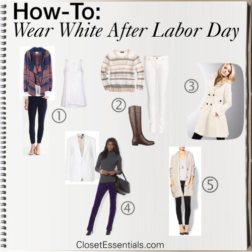 Wardrobe Wednesday Can We Wear White After Labour Day Of Course